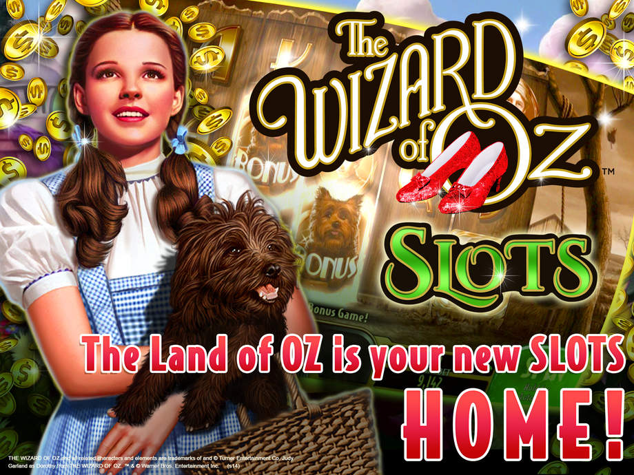 free wizard of oz slot
