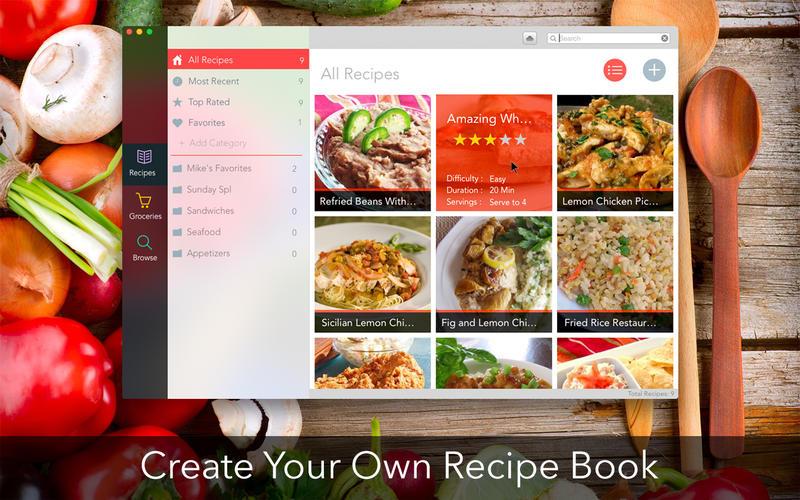 Recipes Screenshot - 1