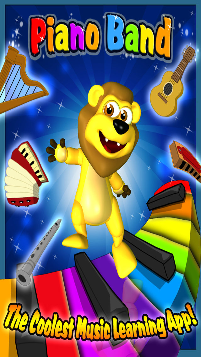 Piano Band Play And Learn Popular Children Songs Ios