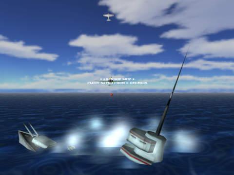 Zero Hour - Battleship Defender iPad Screenshot 1