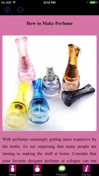 How to Make Perfume Guide