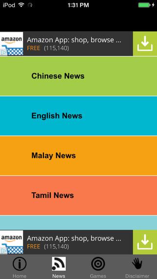Malaysia All Newspaper
