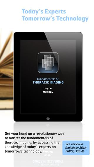 Diagnostic Radiology - Fundamentals of Thoracic Imaging