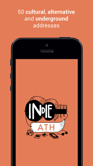 Indie Guides Athens: A cultural alternative and underground guide to Athens