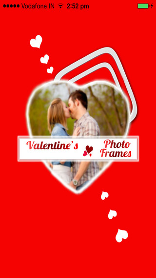 ValentinePhotoFrameApp