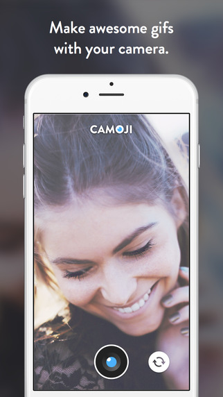 Camoji for Messenger