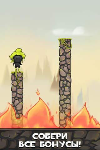 Stickyman Hop PRO screenshot 3