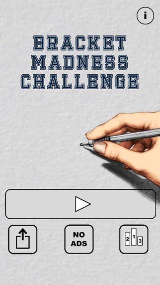 Bracket Madness Challenge