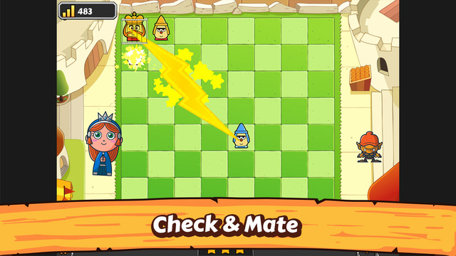 Alterman Chess Screenshots