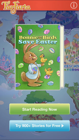 Bonnie and the Birds Save Easter: A FarFaria Kids' Story