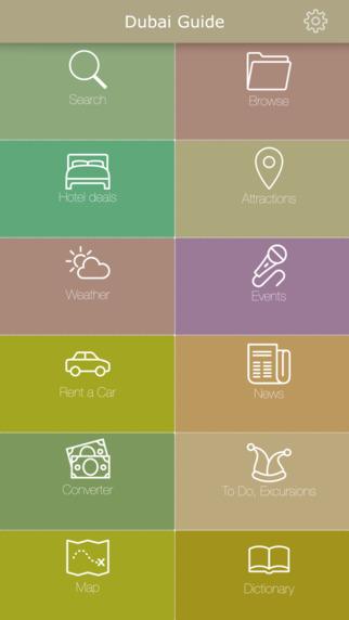 Dubai Guide. Events Weather Restaurants Hotels