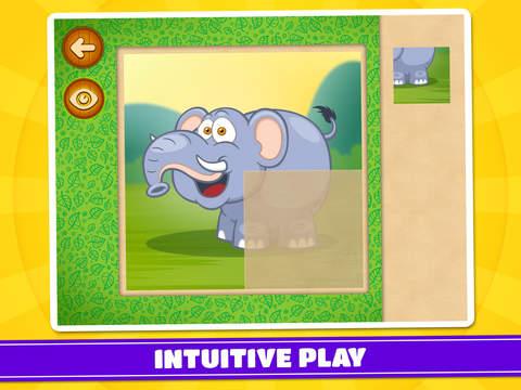 玩免費遊戲APP 下載Wild Animals Puzzles: Savanna, Desert, Jungle & Forest - Free app不用錢 硬是要APP