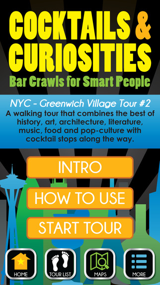 New York City Walking Tours by Cocktails and Curiosities - Greenwich Village Tour 2