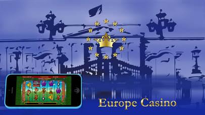 Screenshot 1 Europe Casino