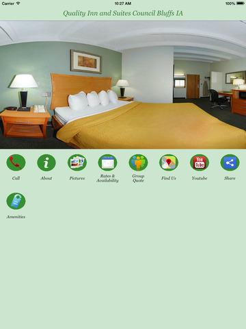 玩免費商業APP|下載Quality Inn and Suites Council Bluffs IA app不用錢|硬是要APP
