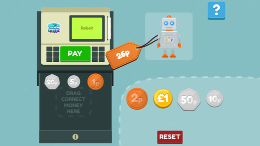 Happy Shoppers : Money maths for kids