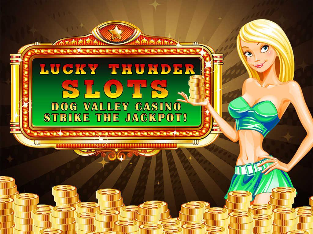 How many slots at thunder valley casino