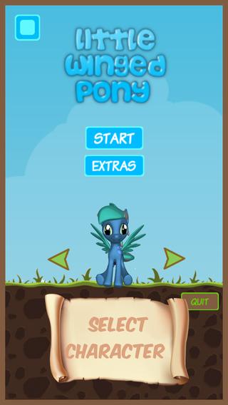 Little Winged Pony
