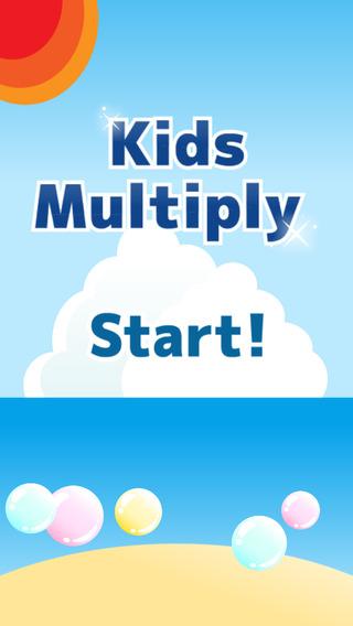 Kids Multiply