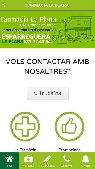 【免費健康App】Farmacia La Plana-APP點子