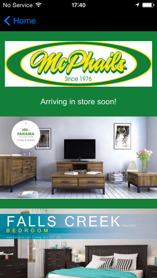 Mcphails Furniture App App