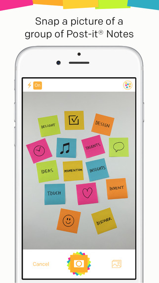 Post-it® Plus