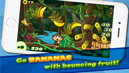 Baby Chimp Chomp: Jungle Fruit Bounce