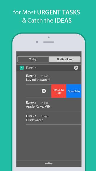 Eureka: Quick Memo & To-Do List Screenshots