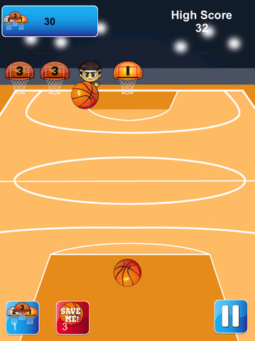 Basketball screenshot 9