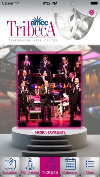 Tribeca Performing Arts Center