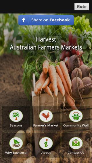 Harvest - Australian Farmers Markets