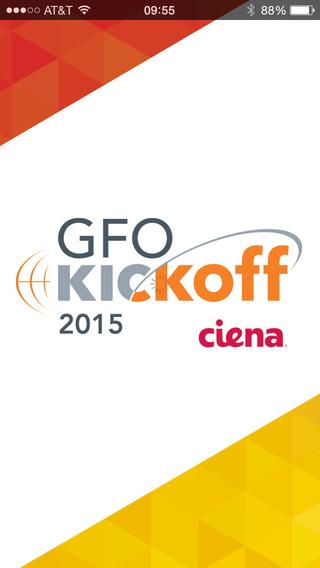 Ciena 2015 GFO Kickoff