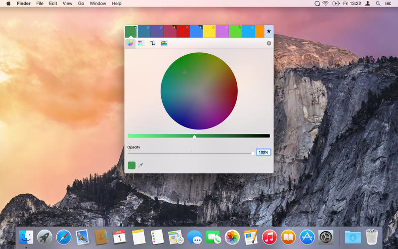 ColorSnapper 2 for Mac 1.4.0 激活版 - 优秀的屏幕取色工具