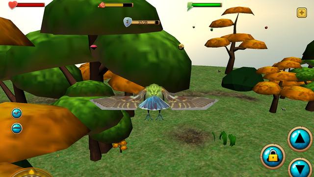 Magpie Bird Simulator
