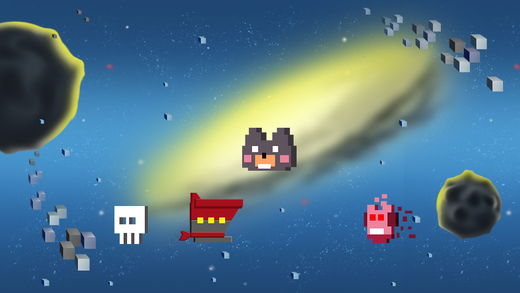Space Elite Shooter - Qube Invaders Shoot Blast