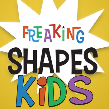 Freaking Shapes Kids Mode LOGO-APP點子