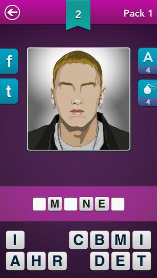 Music Quiz ~ Free word game