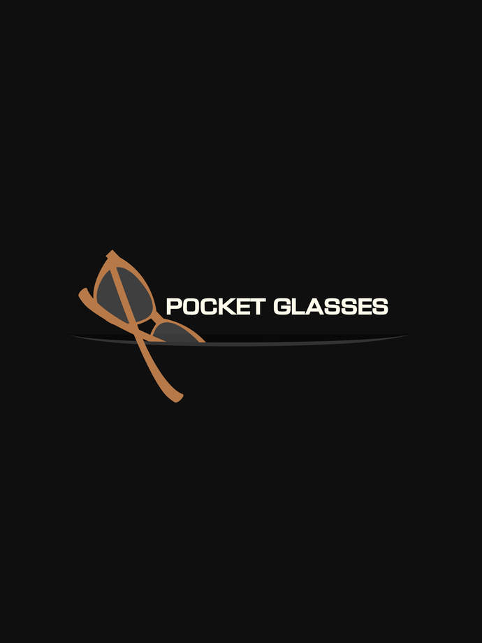 pocket glasses magnifying glass text reading help with