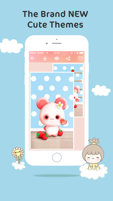 cute iphone themes crazy - photo #6