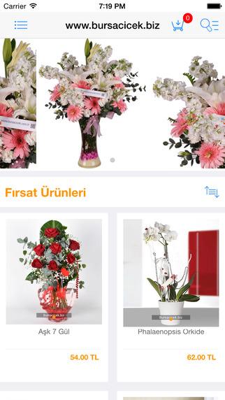 Bursa Çiçek