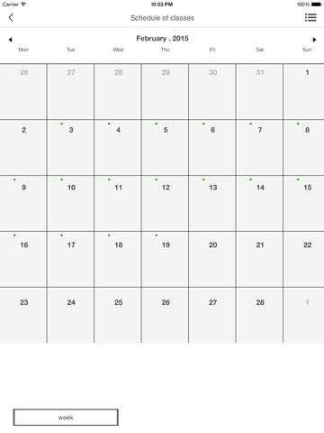 Class Planner Pro Screenshots