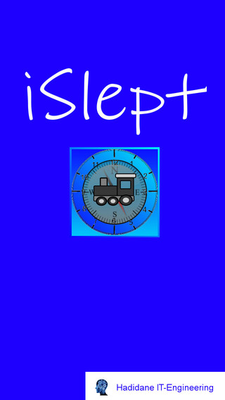 iSlept - Location Alarm - Never Miss your Bus or Train Stop