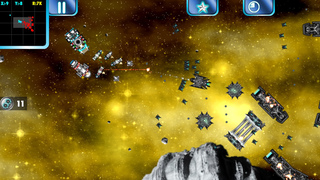 Screenshot #10 for Space Borders: Alien Encounter