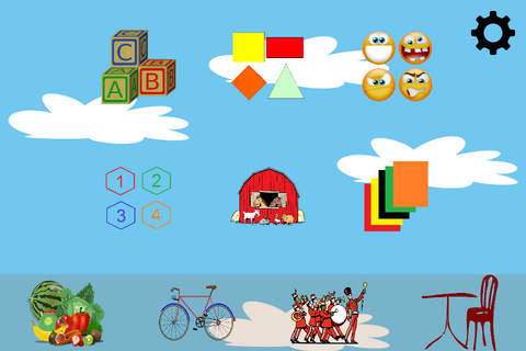 Baby Learn: by Gymind screenshot 1