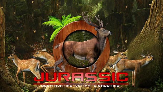 Jurassic Deer Hunting : Ultimate Shooting
