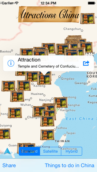 Attractions China