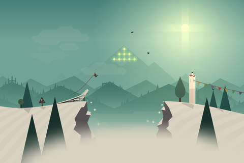 iphone Alto's Adventure Screenshot 0