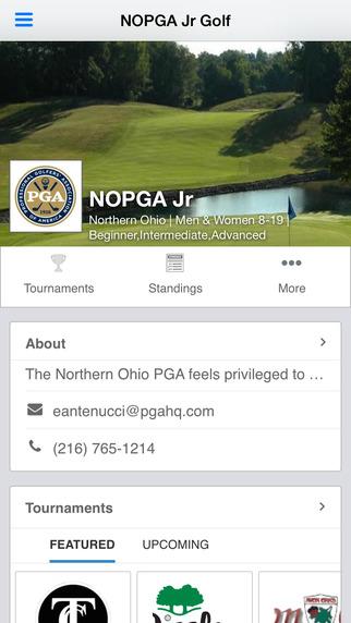 Northern Ohio PGA Junior Golf