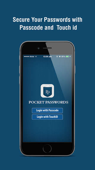 Pocket Passwords
