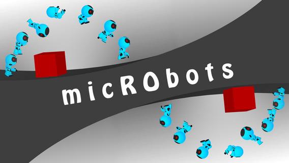 微型机器人 :micRObots